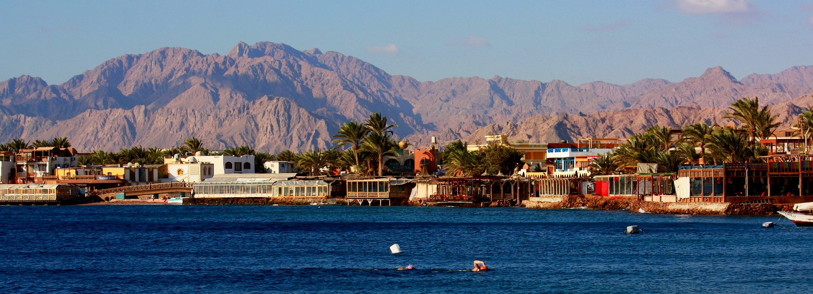 Travel to  Sharm El Sheikh .  Sharm El Sheikh