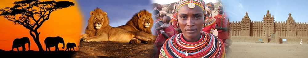 Travel to Africa . Best offers for Africa . Tours in  Africa