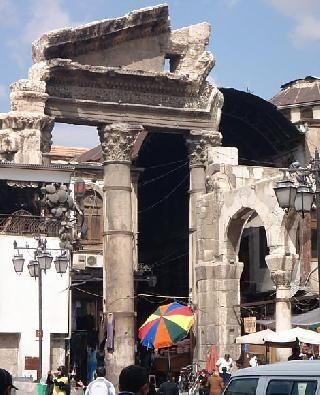 agazaclick com: Visit Old City - Damascus- Syria, Openning