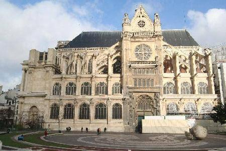 Visit Saint-Eustache Church