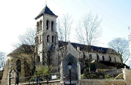 Visit Saint Pierre de Montmartre Church