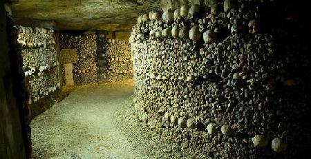 Visitar Paris Catacombs