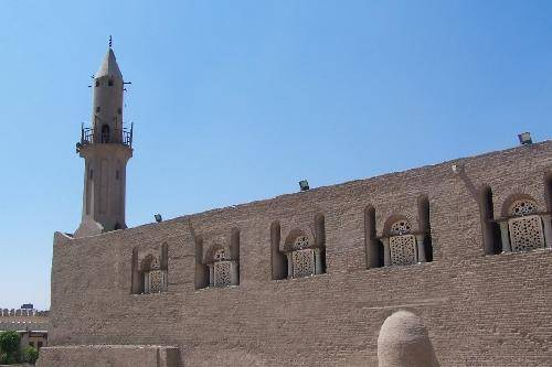 Mosque of Amr   mezquita of amr