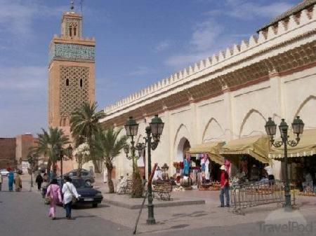 Visit The Kasbah Mosque