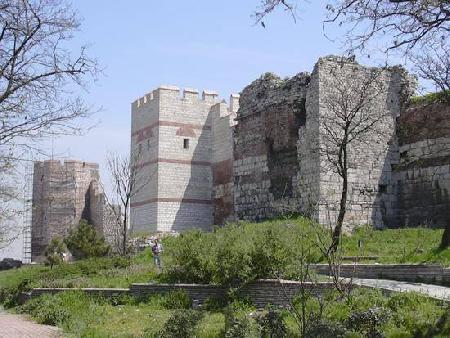 Visitar The Walls of Constantinople