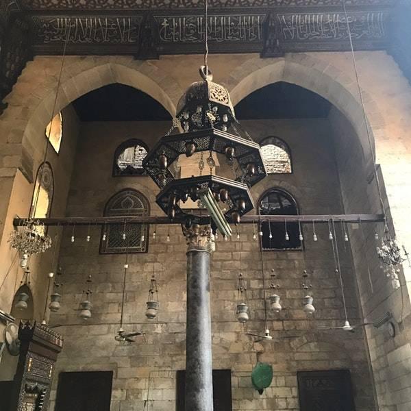 Mosque Of Abd El Ghani Fakhri