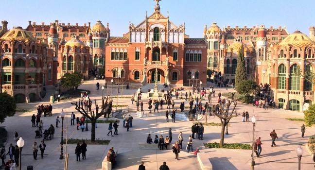 Church of Sant Pau  Church of Sant Pau Church of Sant Pau - Barcelona - Spain