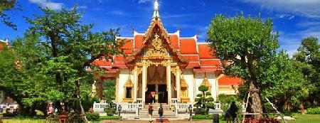 Visitar Wat Chalong Temple