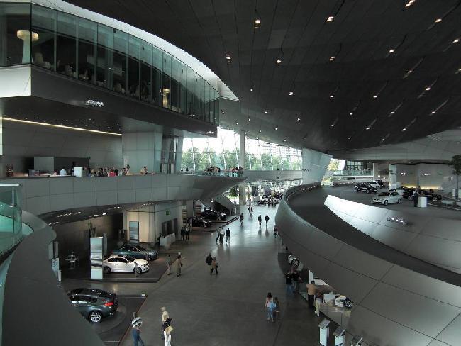 Bmw Museum Munich >> Agazaclick Com Visit Bmw Museum Munich Germany Openning