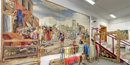Visit Royal Tapestry Factory