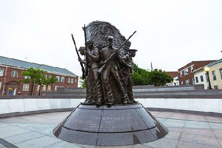 Visitar African American Civil War Memorial