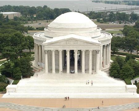 Visitar Thomas Jefferson Memorial