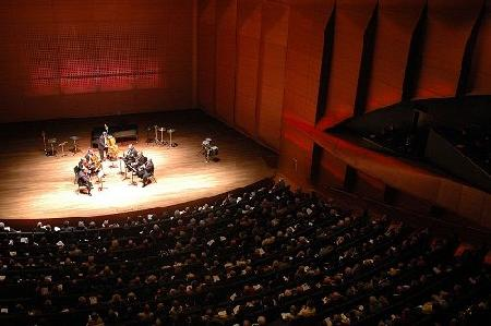 Visit Chamber Music Society of Lincoln Center