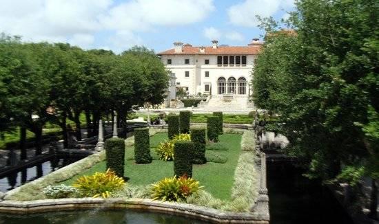 AgazaClick.com: Visit Vizcaya Museum and Gardens - Miami - United ...