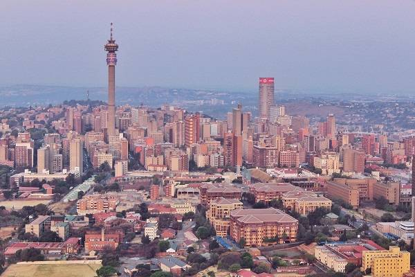 South Africa Johannesburg Hillbrow Tower Hillbrow Tower Johannesburg - Johannesburg - South Africa