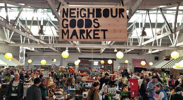 South Africa Johannesburg Neighbourgoods Market Neighbourgoods Market Johannesburg - Johannesburg - South Africa