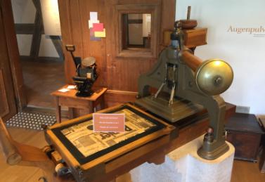 نتيجة بحث الصور عن المتحف السويسري للورق و الكتابة في بازل