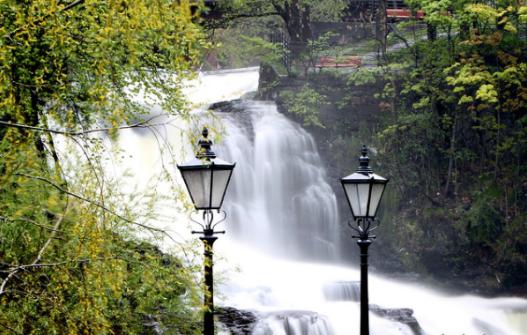 اهم الاماكن السياحية في اوسلو  نهر أكيرسيلفا
