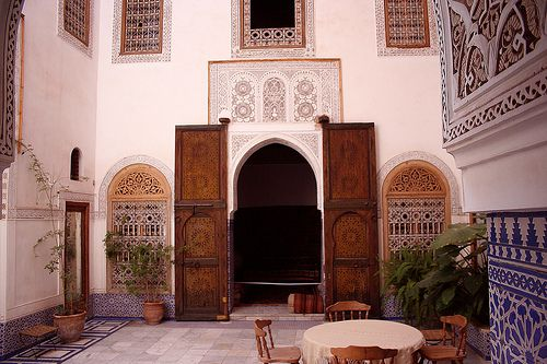 Tiskiwin House - Museum  Tiskiwin House - Museum Tiskiwin House - Museum - Marrakesh - Morocco