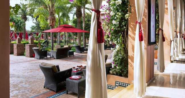 Best offers for SOFITEL MARRAKECH LOUNGE AND SPA Marrakesh