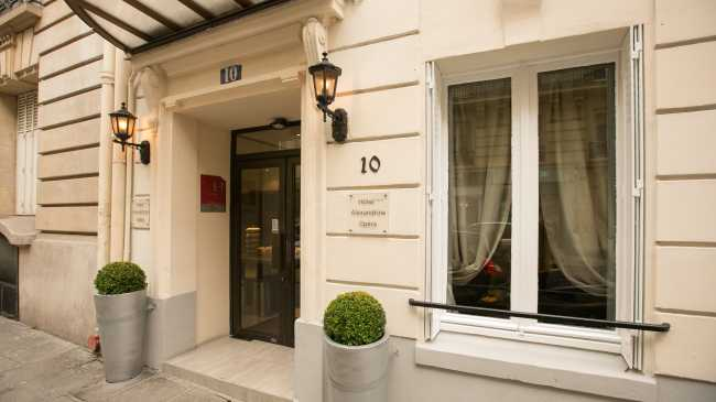 Best offers for HOTEL ALEXANDRINE OPERA Paris