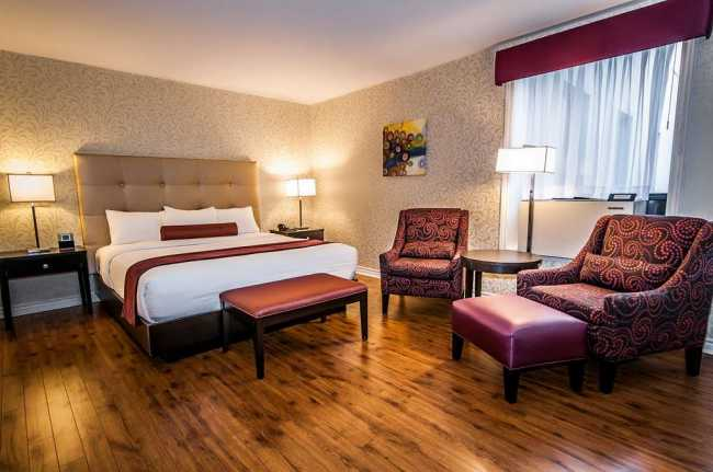 Best offers for Best Western Plus Montreal Downtown Hotel Montreal