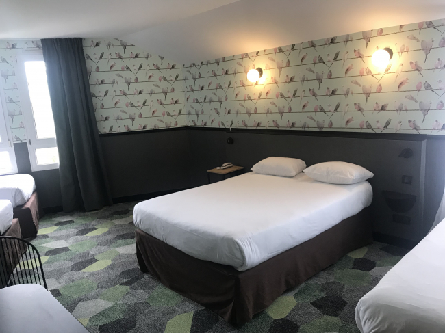 Best offers for Chanteloup Hotel Paris