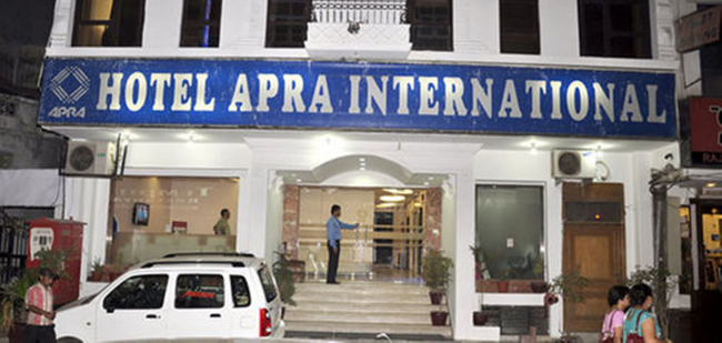 Best offers for Apra International hotel New Delhi