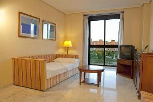 Best offers for APARTHOTEL  CONVENCION BARAJAS Madrid