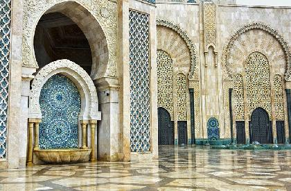 Travel Offer Honeymoon trip to the city of Casablanca