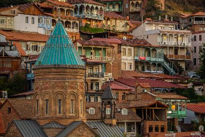 Travel Offer A trip in the best hotels of Georgia