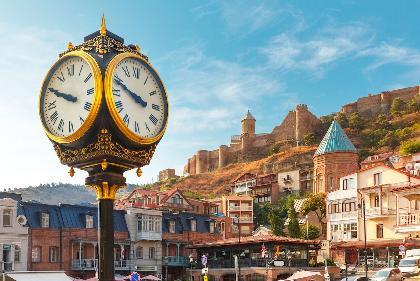Travel Offer Charming accommodation in the best hotels in the capital of Georgia: Tbilisi