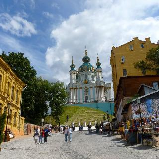 Travel to  Ucrania  Tours in  Ucrania  Travel Offers to Ucrania