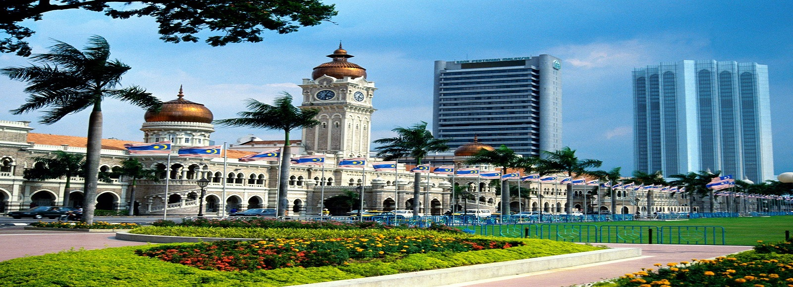 Hotel reservation in Malaysia