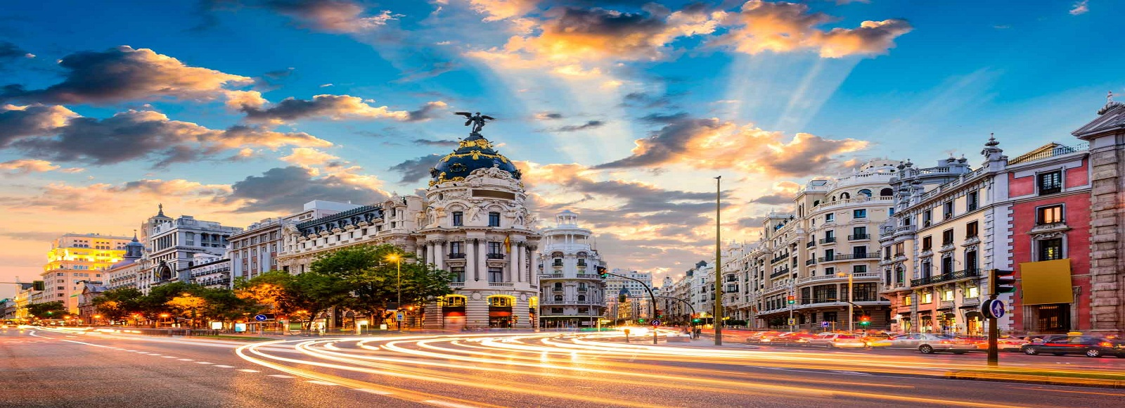 Travel to  Spain .  Spain